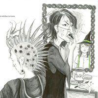 http://lizmayorga.com/index.php  Liz Mayorga. Estados Unidos - artista tradicional y de tiras cómicas, escritora