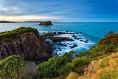 an area of great natural beauty in the north of the Kiama region - Minnamurra, NSW