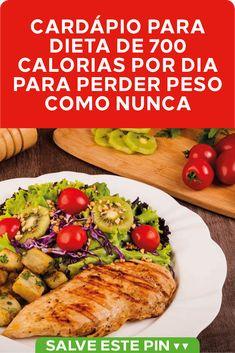 dieta 700 calorie menu)