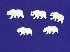 Flannel Friday-Five Little Polar Bears