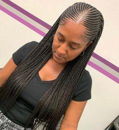 braid hairstyles bun Natural #ghanabraids Cornrows Braids For Black Women, Small Braids, Cool Braids, Braids For Black Hair, Girls Braids, Braided Bun Hairstyles, Cool Short Hairstyles, Short Hair Styles Easy, Short Hair Updo