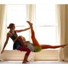 35 Best Partner Stretches Images Partner Yoga Couples Yoga Acro Yoga