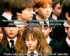 Harry Potter Mean Girls