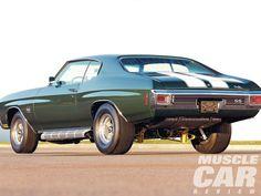 Vehicles - Hot Rod  - Chevy - Chevrolet Wallpaper