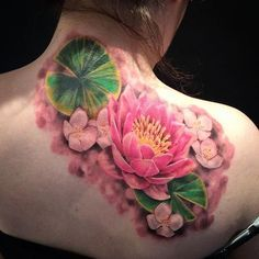 35 Best Celtic Tattoo Designs Water Lily Images Lillies Tattoo