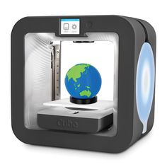 CUBE TECH = SATURN BLACK -AI- TECH = #666  --- The Two Color 3D Printer(( Is More Than You Think It Is..))..and Smart Watches Too...#JustSAYin
