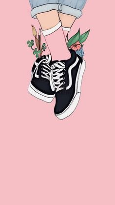 Shoes Wallpaper, Iphone Wallpaper Images, Phone Screen Wallpaper, Wallpaper Iphone Disney, Cellphone Wallpaper, Pink Wallpaper, Aesthetic Iphone Wallpaper, Aesthetic Wallpapers, Cute Wallpaper Backgrounds