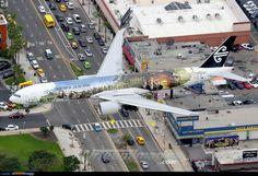 Air New Zealand Boeing 777-319/ER