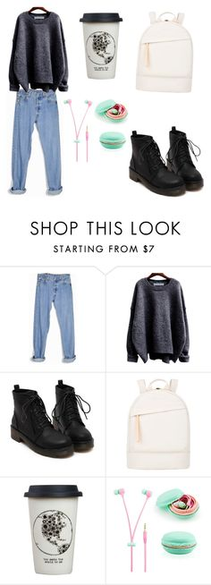 """""""so cute"""" by lgosudareva on Polyvore featuring Levi's, Want Les Essentiels de la Vie and Natural Life"""