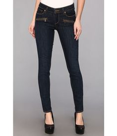 240-NWT-Paige-Denim-Indio-Zip-Ultra-Skinny-in-Delancy-No-Whiskers-Size-24-NEW