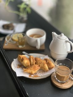 Breakfast Time, French Toast, Tea, Coffee, Food, Kaffee, Essen, Cup Of Coffee, Meals