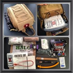 Not a bad piece of kit if you have the want, the need, and the cash. Emergency Preparation, Survival Prepping, Emergency Preparedness, Survival Gear, Survival Skills, Tactical Survival, Tactical Gear, Packers, Battle Belt
