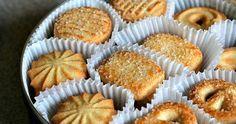 Immagine di food, Cookies, and delicious Cookies Cupcake, Chip Cookies, Cookies Et Biscuits, Tea Biscuits, Danish Butter Cookies, Butter Cookies Recipe, Cookies Receta, Cookie Recipes, Dessert Recipes