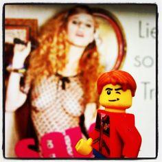 """""""Lieber Christian, so geht Transparenz."""" #lego #berlin #berlintourist #blush #lingerie - @lampenfieber   Webstagram"""