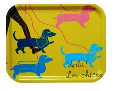 Must have this weiner dog tray Dachshund Art, Dachshund Gifts, Daschund, Weenie Dogs, Cute Kitchen, Oui Oui, Dog Walking, Dog Supplies, Puppy Love