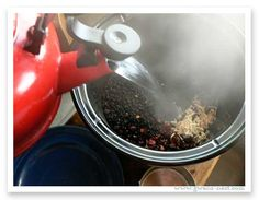 Elderberry Recipes - Gwens Nest: DIY Crock Pot Elderberry Syrup. GREAT stuff for cold & flu season!