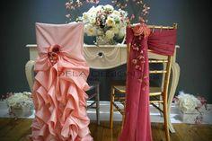 New Spring 2015  Wedding Chair Decor Accent by DelaDesignStudio