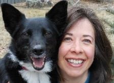 Send this to clients all the time relaxation protocol by Dr. Karen Overall, and blogged about so well by Roxanne Hawn, pictured here with her precious Lily. Handy to use MP3 files. Great for fearful anxious reactive dogs.