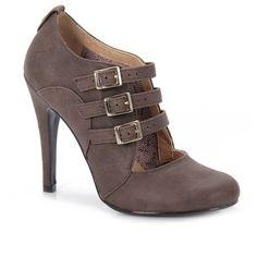 Sapato Feminino Sensuale 1450498 - Tabaco