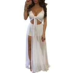 2Pcs-Set-Women-Lady-Sheer-Lace-Crop-Top-Split-Long-Maxi-Skirt-Summer-Beach-Dress
