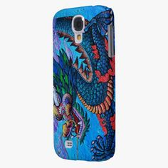 It's cute! This Cool oriental chinese oil colourful dragon paint samsung galaxy s4 covers is completely customizable and ready to be personalized or purchased as is. Click and check it out!