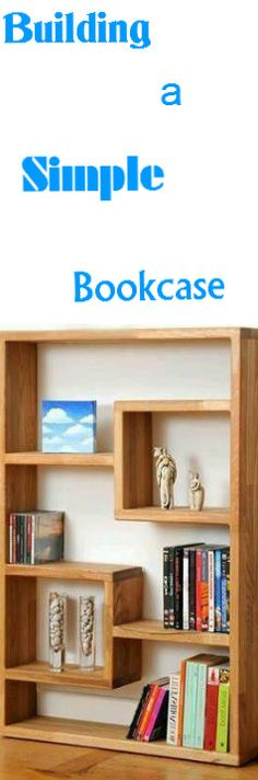 Watch This Video For Instructions On How ToBuild A Simple Bookcase : http://vid.staged.com/eu7s*Not The Bookcase In The Picture*
