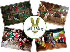 Miniapolis Kuta Bali, Tempat rekreasi yang cocok buat anak-anak