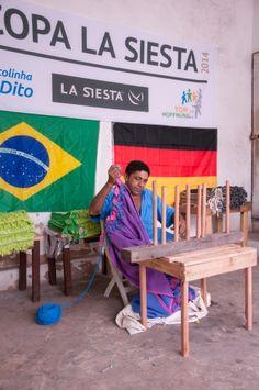 #Brazilian #hammocks by #LASIESTA offer #exceptional #comfort