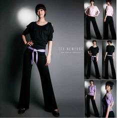 Women Yoga Costumes Home dancing Exercise clothes fitness Lady suit Comfort 3PC #luoluo #suits
