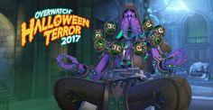 Nuevo Supervisión De Halloween Terror 2017 Pieles De Fuga, Incluye Cthulu Zenyatta