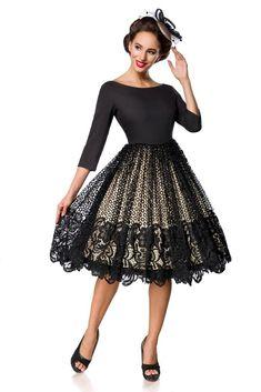 ca36fc7dbe56 Krajkové dámské vintage šaty - koupit online na Glara.cz  saty  šaty