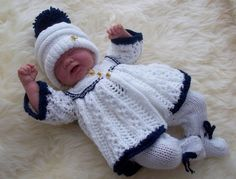 Andy Reborn Dolls Instant Digital Download by PreciousNewbornKnits, $6.00