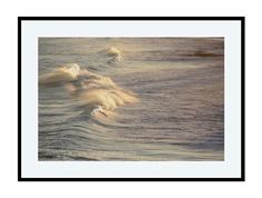 Abstract Ocean Art, Beach Art Print, Original Water Photography for soothing home decor