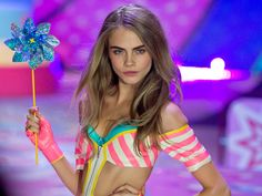 A Victoria's Secret Model's Career Could Be In Danger After She Was Photographed Dropping A Bag Of White Powder