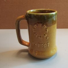 Expo67 Beer Stein by Ceramic de Beauce - 1967