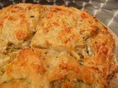 Zucchini And Cheese Damper Recipe - Food.com