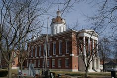 IN County Courthouses - Switzerland County (Vevay, IN)