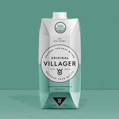 Hello to our Coconut water  In August  @VILLAGERGOODS will be releasing our 100% Organic & Never From Concentrate Coconut Water |  We can't wait to drink one with all of you soon! #joinourjourney #villagergoods