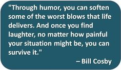 Laughter is the best medicine :)