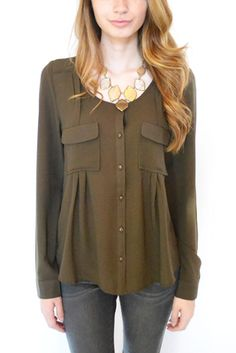 katie shirt  #fallfashion #langfordmarket
