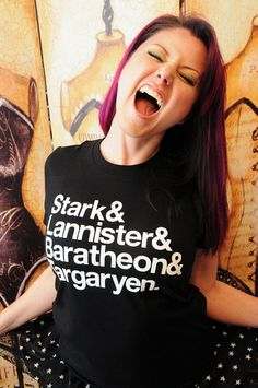 Game of Thrones Ampersand shirt
