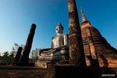 #Sukhothai, #Siam's capital from 1238-1438.