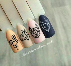 Дизайн оригами