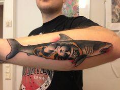 Juho Sipila tattoo