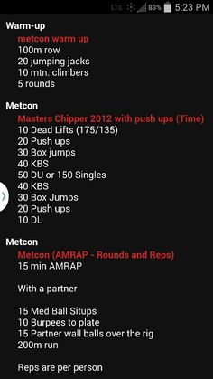Crossfit Warmup, Crossfit Endurance, Hiit Workout Plan, Crossfit Baby, Crossfit At Home, Gym Workout Tips, Fit Board Workouts, At Home Workouts, Fitness Motivation