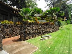 Wahiawa Botanical Gardens is a 27 acre garden on a high elevation plateau in Central Oahu open from 9am to 4 pm daily. Admission is Free! ...