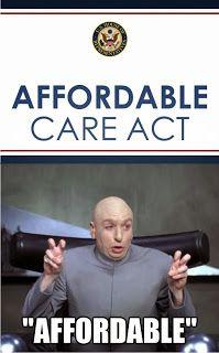 Alexa Shrugged: 5 Best Obamacare Mocking Memes Dr. Evil
