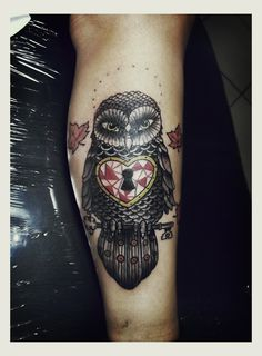 Tattoo by Tyago Silva in El Cuervo Ink-Ctba