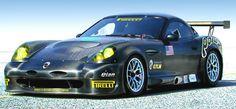 Panoz Esperante GT in carbon fiber