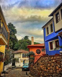 Visit Greece | The old town of Xanthi is simply mesmerising! #xanthi #oldtown #amazing Visit Greece, Thessaloniki, Macedonia, Greece Travel, Old Town, Beautiful Places, Places To Visit, Old Things, Island